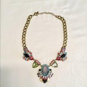 Deco Bib Necklace